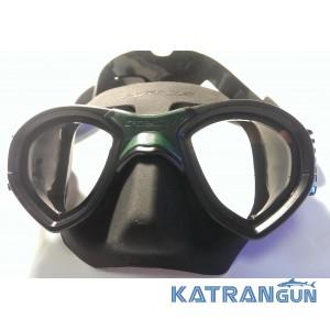 Краща маска для підводного полювання Sporasub Mystic