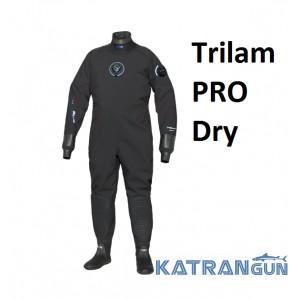 Гидрокостюм сухой Bare Trilam PRO Dry