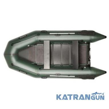 Моторная лодка для рыбалки Bark BT-330D, сдвижные сиденья