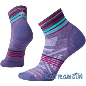 Жіночі шкарпетки з вовни мериносів Smartwool Women's PHD Outdoor Ultra Light Mini