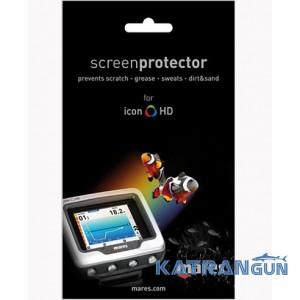 Защитная пленка экрана Mares Icon HD