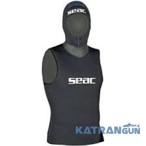 Утеплитель под гидрокостюм Seac Sub Body Man с встроенным шлемом