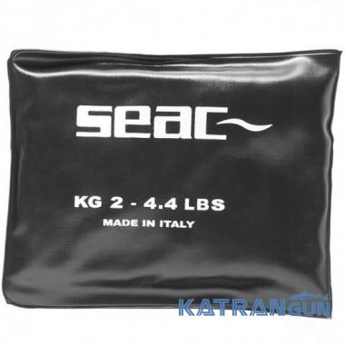 Мягкий груз свинец Seac Sub 2 кг