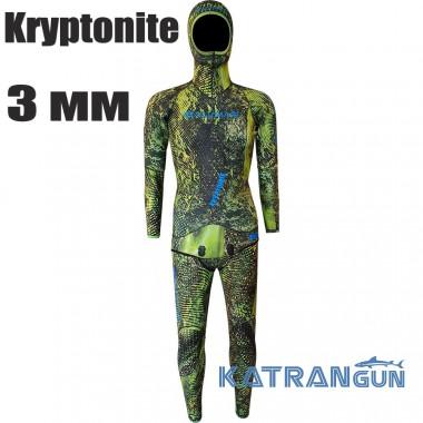 Летний гидрокостюм для подводной охоты Salvimar Kryptonite 3 мм