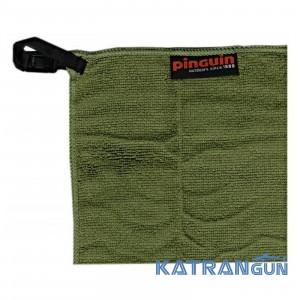 Легкий туристичний рушник Pinguin Terry Towel S 40х40 см