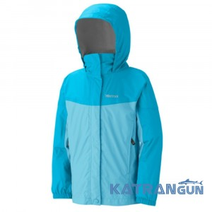 Куртка мембранка на девочку Marmot Girl's PreCip Jacket