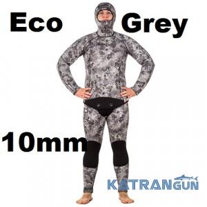 Гідрокостюм Marlin Sarmat Eco Grey 10 мм
