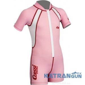 Детский гидрокостюм Cressi Sub Kid Shorty 1,5 мм; для девочки