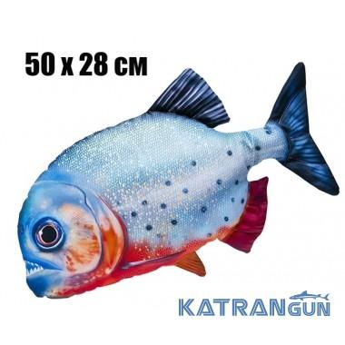 Подушка-іграшка Піранья (50х28 см)