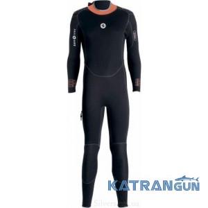 Гидрокостюм мужской Aqua Lung Dive 7 мм