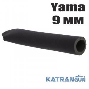 Гульфик для подводного гидрокостюма Marlin black Yama 9 мм
