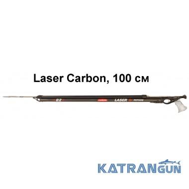 Арбалет для підводного полювання Pathos Laser Carbon, 100 см