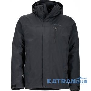 Мембранная куртка для зимы Marmot Bastione Component Jacket, black