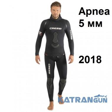 Недорогой гидрокостюм Cressi Sub Apnea 5 мм (штаны без лямок)