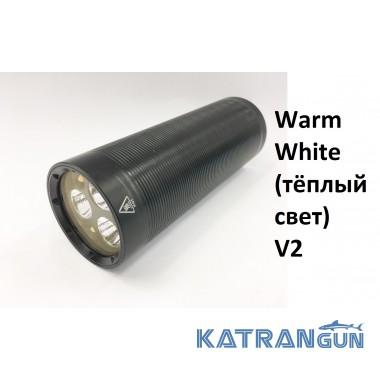 Ліхтар Ferei W155 II Warm White зі знімними акумуляторами в комплекті