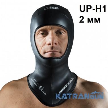 Шлем с подкладкой Omer UP-H1 2 мм