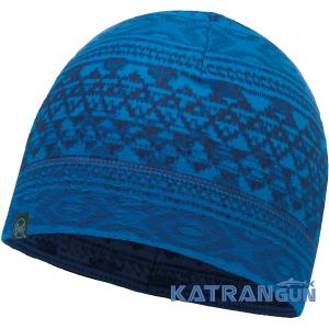 Теплая флисовая шапка Buff Polar Hat Patterned athor harbor