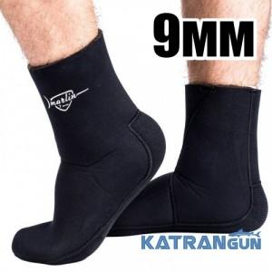 Підводні шкарпетки Marlin Anatomic Duratex, 9 мм