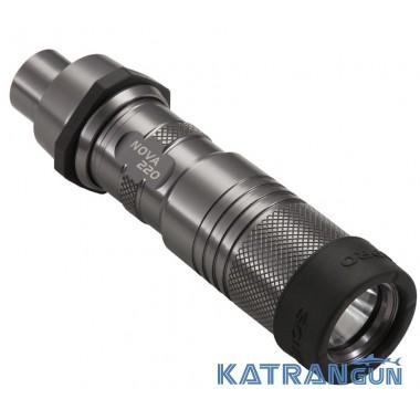 Підводний ліхтар для дайвінгу Scubapro Nova Light 220