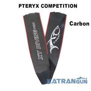 Лопасти карбоновые XT DIVING PRO PTERYX COMPETITION