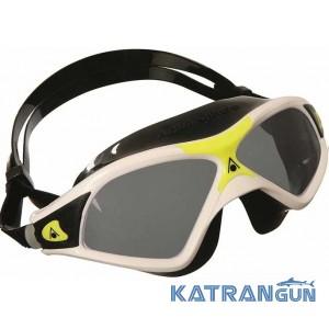 Очки-маска для плавания Aqua Sphere Seal XP 2; линзы темные