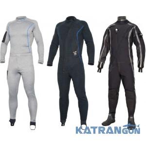 Сухий гідрокостюм SB System Drysuit