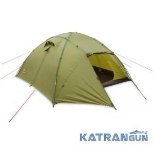 Всесезонная двухместная палатка Pinguin Tornado 2
