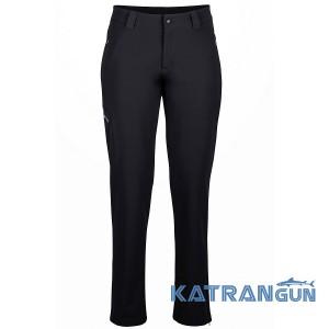 Женские штаны для туризма Marmot Women's Scree Pant, black