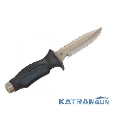 Багатофункціональний ніж для дайвінгу Underwater Kinetics Blue Tang