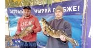 Отчет клубного выезда 21.10.17 на подводную охоту г.Киев Оболонь