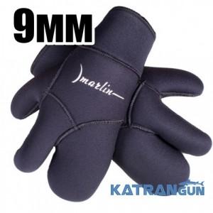 Рукавиці для підводного полювання Marlin Winter 9 мм