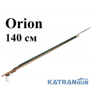 Мощный тиковый арбалет Omer Orion 140