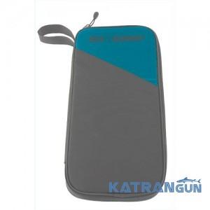 Легкий спортивний гаманець Sea to Summit Travel Wallet (Blue, L)