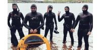 Плановые тренировки по фридайвингу и подводной охоте с Katrangun