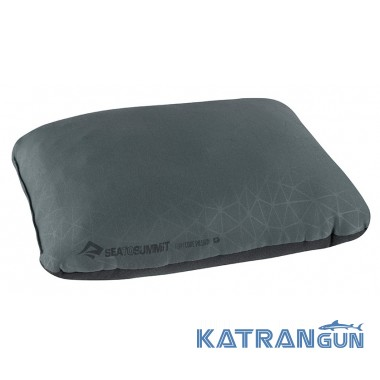 Подушка для кемпинга Sea To Summit Foam Core Pillow Regular Grey