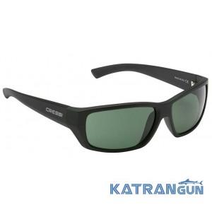 Солнцезащитные очки Cressi Sub Apollo; черно-зеленые