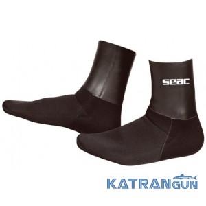 Неопреновие шкарпетки для підводного полювання Seac Sub Anatomic, 7 мм