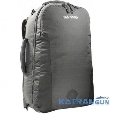 Дорожная сумка-рюкзак Tatonka Flightcase Titan Grey