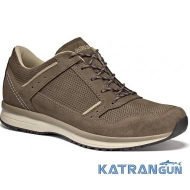 Легкие мужские кроссовки Asolo Wink MM Dark brown