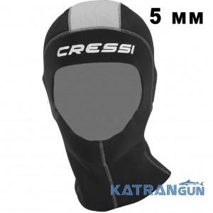 Шлем для гидрокостюма CRESSI SUB STANDART 5mm