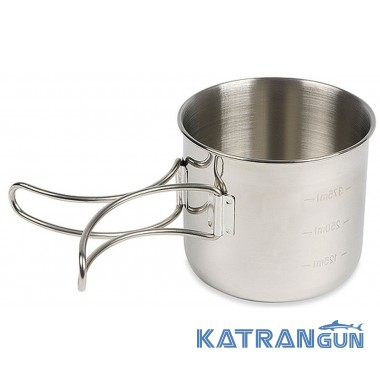 Кружка походная Tatonka Handle Mug