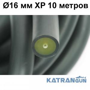 Тяги арбалетов в бухтах Pathos Latex Anaconda; 16 мм XP, 10 метров