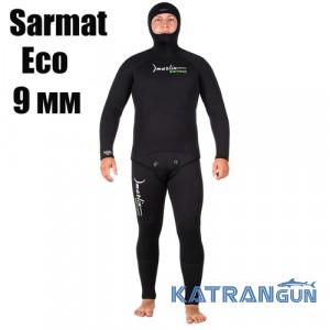 Гидрокостюм для подводной охоты Marlin Sarmat Eco 9 мм