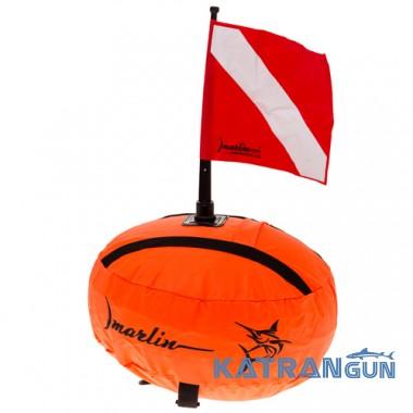 Универсальный буй Marlin Ellipse Orange
