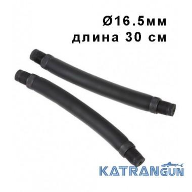 Парные тяги для подводных ружей Omer Top Energy, 16,5мм, длина 30 см