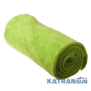 Рушник з мікроволокна Sea To Summit Tek Towel S, Lime