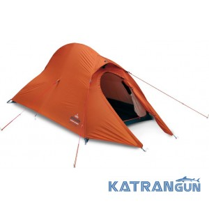 Лучшая палатка для туризма Pinguin Arris Extreme, Orange