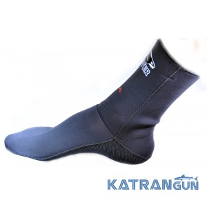 Шкарпетки для підводного полювання BS Diver Ultralex 3 мм