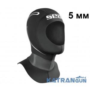 Шлем для дайвинга Seac Sub Tekno 5 мм