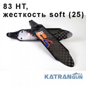 Карбоновые ласты для подводной охоты C4 83 HT, soft (25)